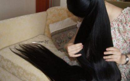 وصفات سريعة لتطويل الشعر